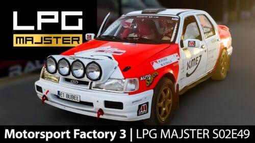 Gazmot motorsport factory