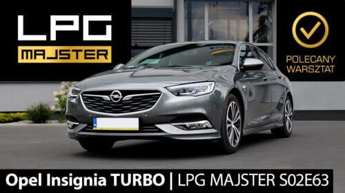 Opel Insignia Turbo 1.6